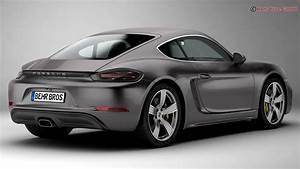 Porsche 718 Cayman Occasion : porsche 718 cayman 2017 3d model buy porsche 718 cayman 2017 3d model flatpyramid ~ Gottalentnigeria.com Avis de Voitures