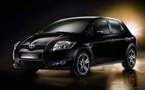 Toyota Auris Wallpaper