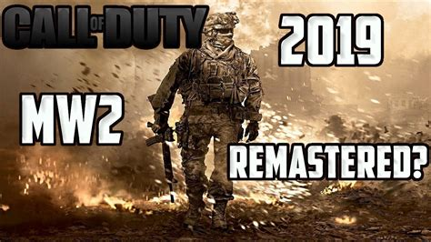 call  duty mw remastered   happen   youtube
