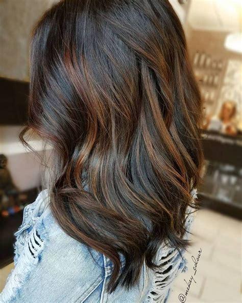 Brunettes With Brown by Best 25 Brown Auburn Hair Ideas On Auburn