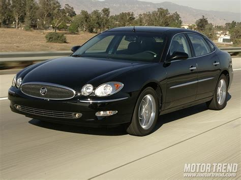 Buick 2005 Lacrosse by 2005 Buick Lacrosse Information And Photos Zomb Drive