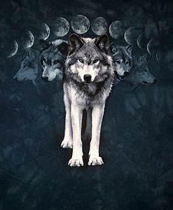 White Wolf : July Full Moon names