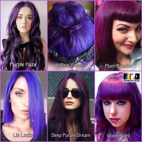 manic panic purple colors manic panic purple shades hair hair color purple