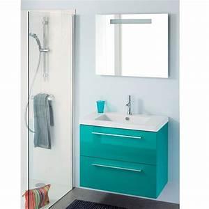 Meuble Salle De Bain 80 Cm Brico Depot : meuble vasque salle de bain ~ Farleysfitness.com Idées de Décoration