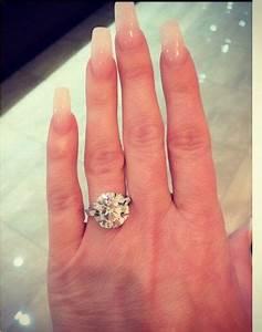 Kim Zolciak Gets 10 Carat Diamond Ring For Christmas | 10 ...