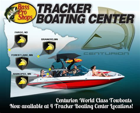 Centurion Boat Dealers Minnesota by Midwest Tracker Boating Center Newest Centurion Dealers