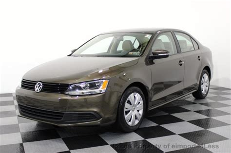 2011 Used Volkswagen Jetta Se 2.5 Manual Transmission 5
