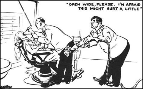 National Health Service. David Low, Evening Standard (july