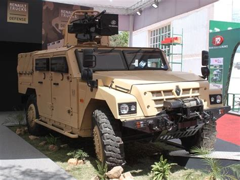 crpf  renault sherpa light scout armoured personnel