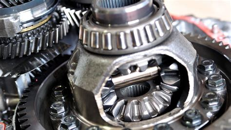 4 Different Types of Differentials (and How They Work)