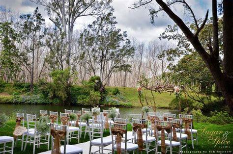fairy light wonderland garden wedding