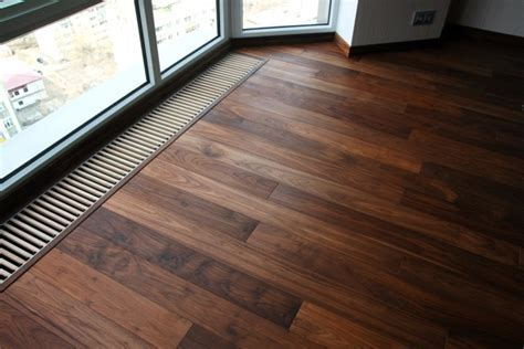 Oiled Natural American Walnut Hardwood Floors   directly
