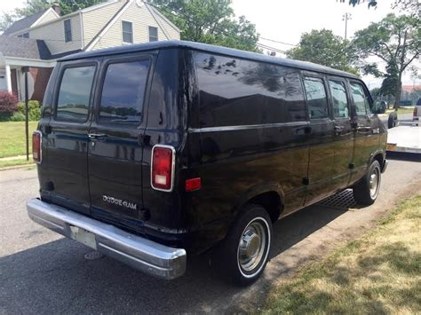 Dodge Dealers In Ny by 1989 Dodge Stock Dodgevan For Sale Near New York Ny