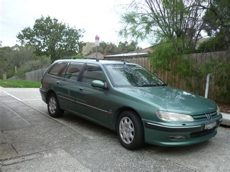 Peugeot Station Wagon by Peugeot 406 Station Wagon V6