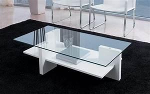 Table De Salon Modulable : le centre fran ais du meuble petite table de salon ~ Teatrodelosmanantiales.com Idées de Décoration