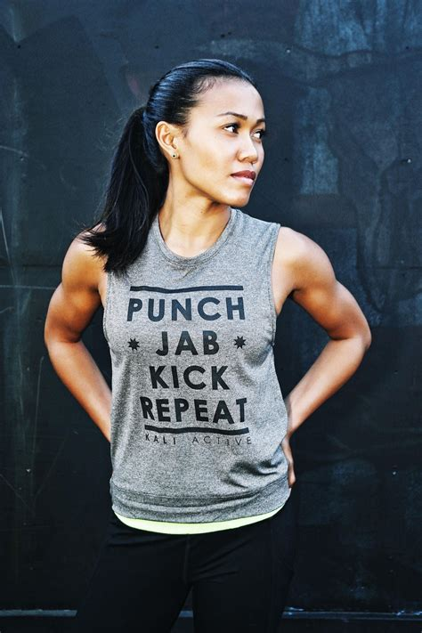 Punch Muscle Tank | Muscle tanks, Muscle tank tops, Muscle