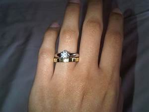 cartier lanieres wedding band is already mine With cartier engagement ring and wedding band