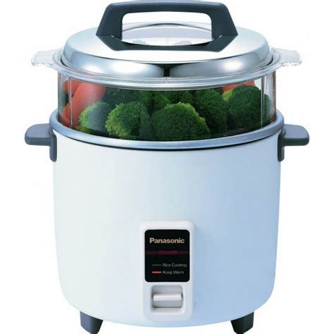 Kitchen Living Rice Cooker by Buy Panasonic Rice Cooker Srw18fgs 1 8ltr In Uae
