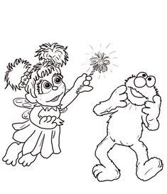 elmo halloween coloring pages  kids coloring pages halloween pinterest elmo