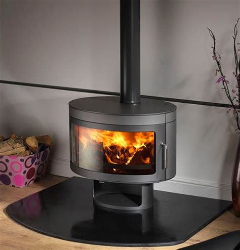 modern wood burning stove from future fires kitchen design guide