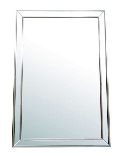 amazoncom abbyson living aria rectangle wall mirror
