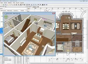 Escalier Sweet Home 3d : sweet home 3d ~ Premium-room.com Idées de Décoration