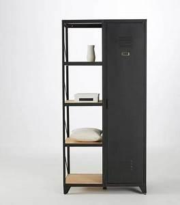 Armoire Industrielle Vintage : armoire neuve industrielle vintage luckyfind ~ Teatrodelosmanantiales.com Idées de Décoration