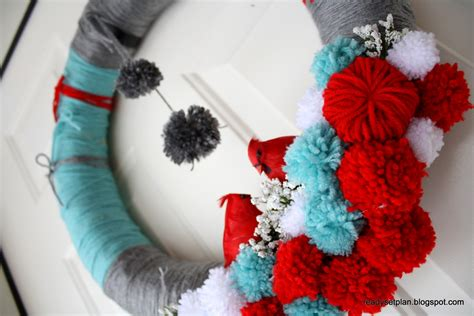 diy christmas crafts with yarn