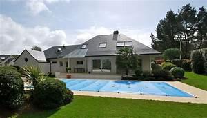 vente maison contemporaine avec piscine baden golfe du With lovely maison design avec piscine 17 maison hundertwasser