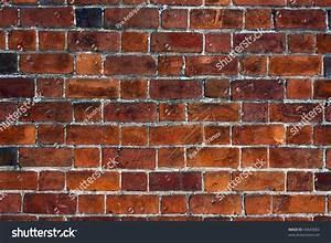 Brick Wall Background Urban City Building Scene Stock ...