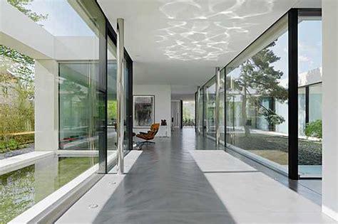 Bungalow Mit Atrium by Bungalow Architecture Design Medienservice
