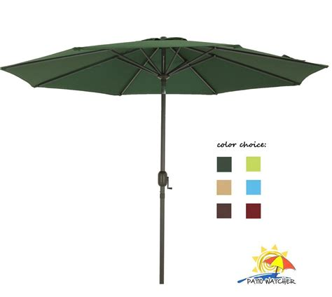 9 Ft Patio Umbrella Frame by 100 Brown 9 Ft Umbrella Frame Patio U0026 Pergola