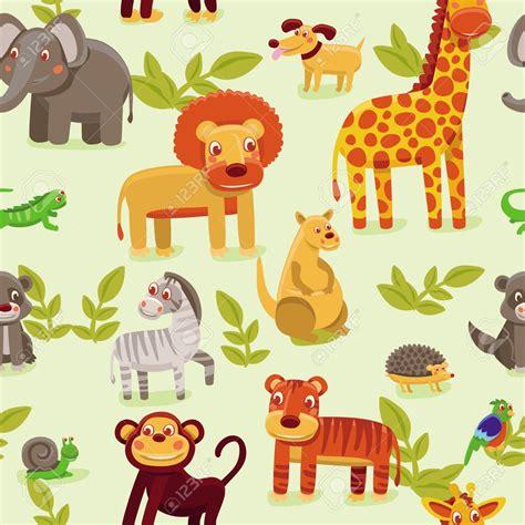 Animal Illustration Wallpaper - zoo wallpaper clipart clip images 3971