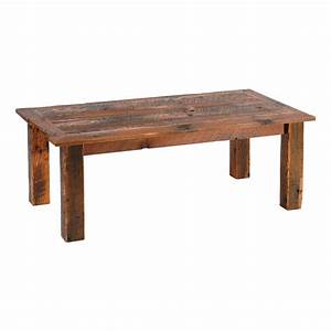 shop fireside lodge furniture barn oak coffee table at With barn board coffee table