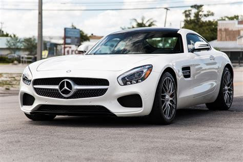 Research, compare and save listings, or contact sellers directly from 3 2016 amg gt models nationwide. Used 2016 Mercedes-Benz AMG GT S For Sale ($79,900) | Marino Performance Motors Stock #000816