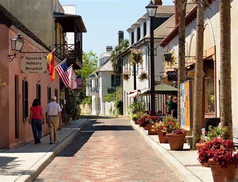 historic district  st augustine florida oldcitycom