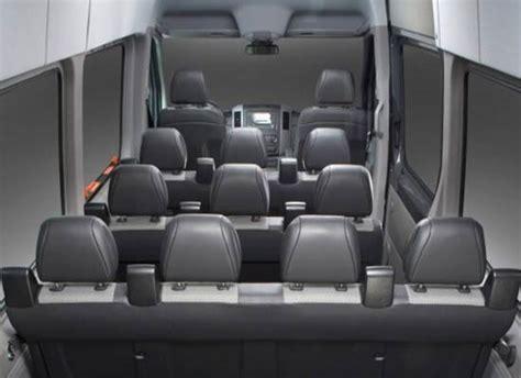 Passenger Van Rentals In Kansas City Luxury