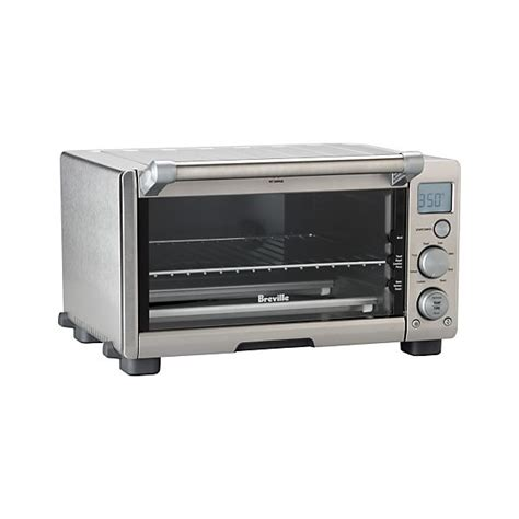 Breville Toaster Oven by Breville 174 Compact Smart Oven 174 Crate And Barrel