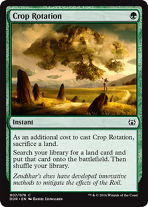 Mtg Standard Decks Post Rotation by Official Guided By Nature The Green One Upgrade Thread Edh