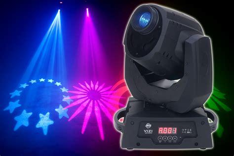 dj led moving head light american dj vizi led spot club dj moving head multi color