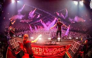 Dimitri Vegas & Like Mike v obří show Bringing The Madness ...