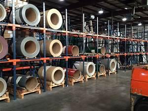 Coil Racks Warehouse Rack Shelf