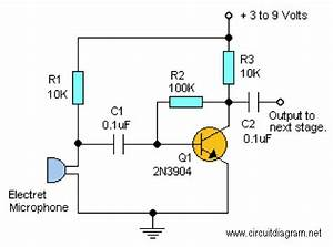 simple audio pre amplifier schematic design With with mic wiring diagram wouxun microphone wiring diagram digital voice