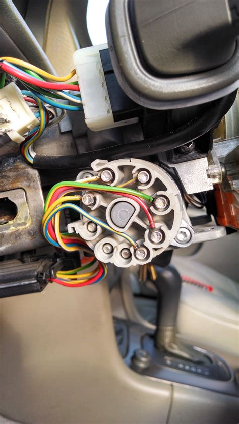 ignition switch pinout