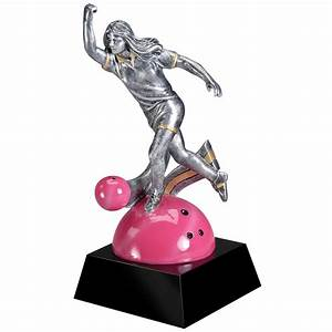 Follow Thru Female Bowling Award