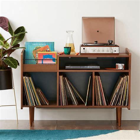 meuble rangement vinyle rangement disques vinyle des solutions d 233 co joli place