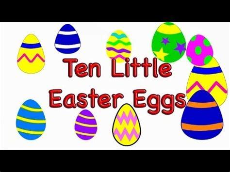easter preschool song ten easter eggs 762 | hqdefault
