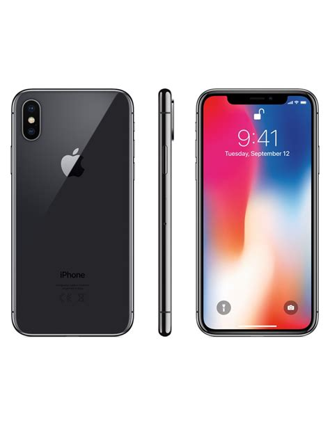 space gray iphone iphone x 64gb space grey iphone apple electronics