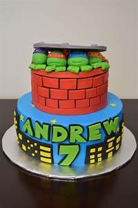 Teenage mutant ninja turtles cake | My cakes | Pinterest ...