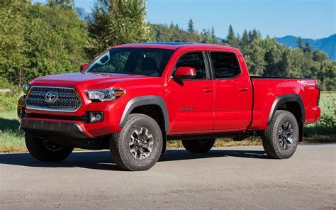 toyota tacoma trd  road double cab wallpapers